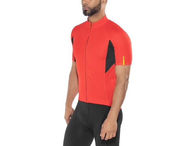 f5d2abdcc Mavic Aksium Jersey Men racing red black günstig kaufen